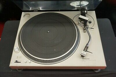 Technics Original SL-1200 Turntable Two Speed, Direct Drive Player System - 100V