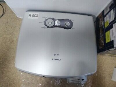 Canon LCD Projector LV-X6