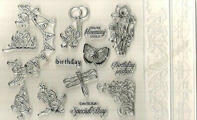 Bird Stamps, Embossing Folder Decoupage  Pages, Toppers, & Papers. Forcardmaking