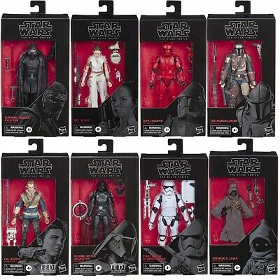 "Star Wars Black Series The Rise Of Skywalker 6"" Figure Set Sith Trooper Wave 22"