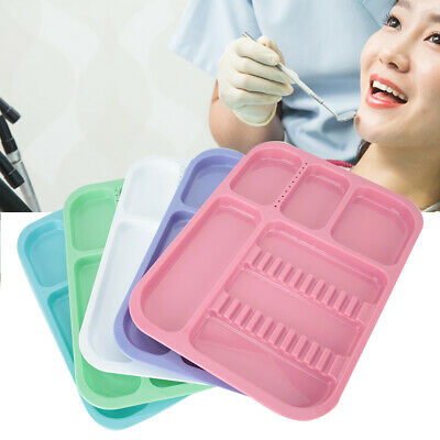 Disposable Plastic Instrument Trays Preformed 339 X 247Mm Dental Or Beauty