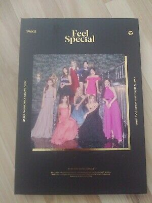 Twice Feel Special Jeongyeon Cd And Photocard