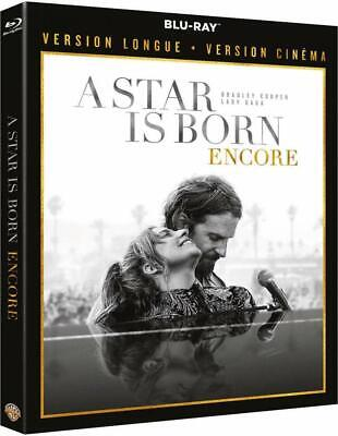 Blu Ray A Star is Born : Encore Edition (Lady Gaga, Bradley Cooper) COMME NEUF