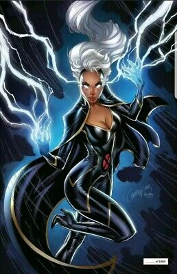 HOUSE of X #5 NYCC 2019 Exclusive J Scott Campbell GITD Glow in the Dark Variant