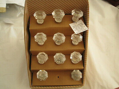 Casa Decor Set 6 Glass Knobs Handmade In India Drawer Pulls