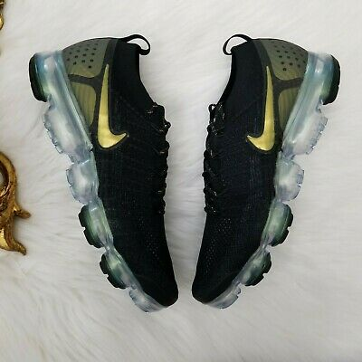 Nike Men's Air VaporMax Flyknit 2 Running Shoes Size 11 Style 942842 015