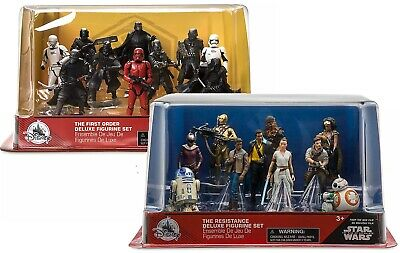 Star Wars The Rise Of Skywalker Figurine Figure Playset First Order & Resistance