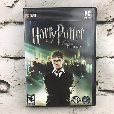 Harry Potter And The Order Of The Phoenix PC DVD-ROM Interactive Entertainment