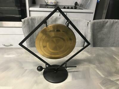 VINTAGE RETRO 60s 70s DINNER TABLE GONG BELL MID CENTURY KITCHEN DECOR ORNAMENT