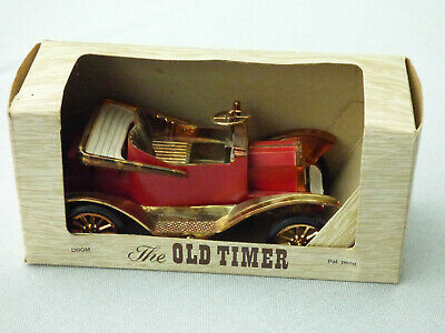 The Oldtimer - altes Spielzeug - 6 Moving Action Parts