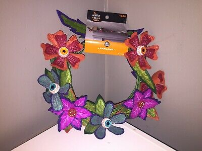 Hyde & EEK Boutique Garland 6' Halloween Plant Decor