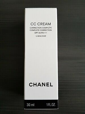 CC Cream Chanel 12 Beige Rosé 30ml