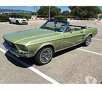 Ford Mustang cabriolet 1967 collection