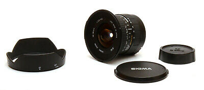 Sigma Zoom 18-35mm F3.5-4.5 Lens For Canon EF Mount! Good Condition!