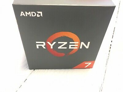 AMD Ryzen 7 2700X 4.3 GHz Eight Core (YD270XBGM88AF) 2nd Gen Processor
