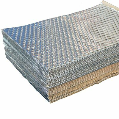 Dodo Dead Mat Hex 50 Sheets  Sound Proof/Camper/Convertor/Car Audio Acoustic
