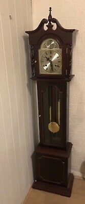 Tempus Fugit Grand Father Clock by C Wood and Son