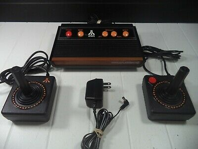 Atari Flashback 2 Classic Video Game Console, 40+ Built In Games & 2 Controllers