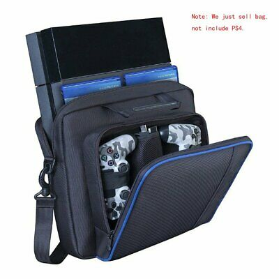 Playstation 4 PS4 Accessories Game Console Travel Shoulder Handbag Carrying Case