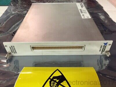 NI National Instruments SCXI-1100 32-Channel Multiplexer Amplifier Input Module