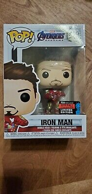 Funko Pop Iron Man Guantlet NYCC SHARED Exclusive Confirmed Preorder