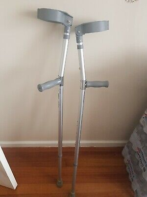 Wagner Crutches Max Weight 130kg