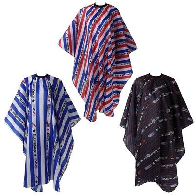Hair Cutting Cape Salon Hairdressing Hairdresser Gown Barber Cloth Waterproof