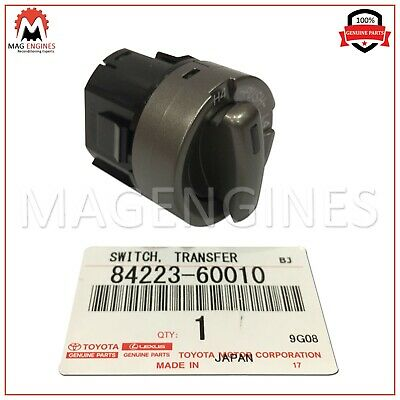 84223-60010 Genuine Oem Switch, Transfer Position 8422360010