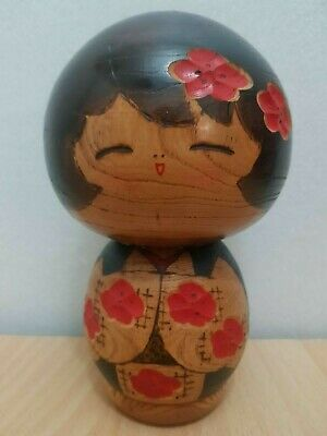 Cute Japan Made Creative Kokeshi doll (20 cm)