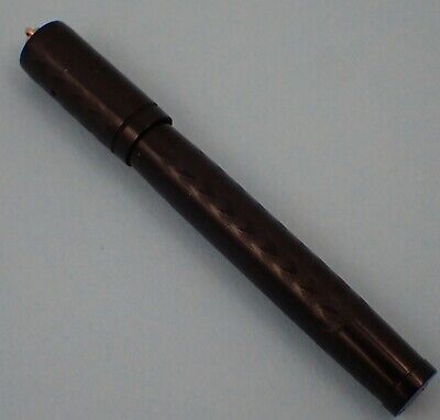Vintage Waterman 42 1/2V Safety Pen - Fully Serviced - Flex Nib - Nice Example