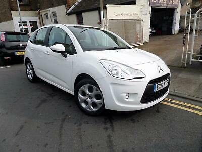 2012 (12) Citroen C3 White 1.4 5 Door Hatchback Cheap Insurance One Owner