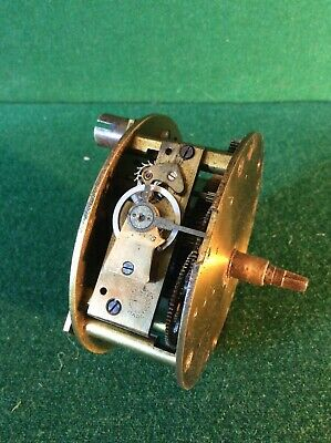 Clock Movement with Lever Escapement