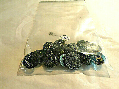 CHANEL BUTTONS  mixed, metal  #7
