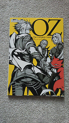 Oz Strategy Guide - Sony PlayStation 2 - Japanese