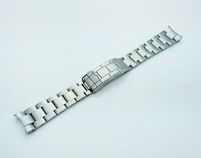 Rolex Submariner Watch Stainless Solid Steel Oyster Replacement Bracelet 20mm