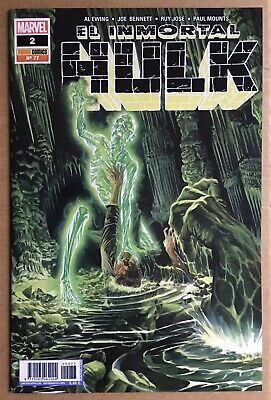Marvel Comics Immortal Hulk #2 (from Spain) *NEAR MINT*