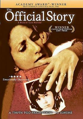 The Official Story [La historia oficial] - DVD