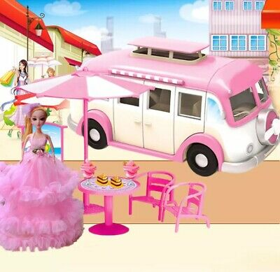 Barbie Bundle Motorhome