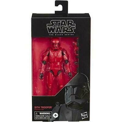"Star Wars Rise of Skywalker Sith Trooper 6"" Figure Black Series #92 In Stock NIB"