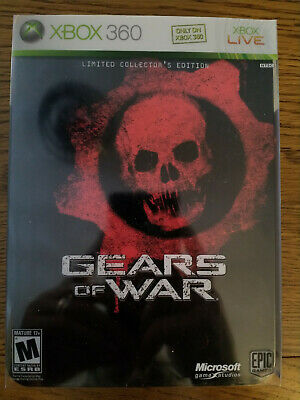 Gears of War -- Limited Collector's Edition - Microsoft Xbox 360