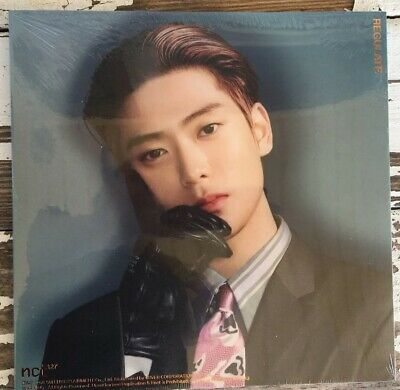 SEALED JAEHYUN Ver ALBUM+POSTER Nct 127 Photocard Repackage Official CD REGULATE