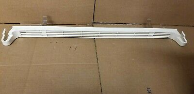 W10194058 WHIRLPOOL KENMORE REFRIGERATOR TOE KICKPLATE GRILLE BISQUE
