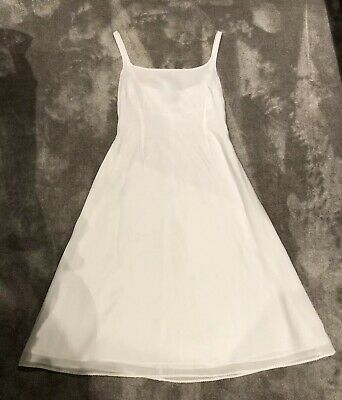 Jigsaw Womens White Cotton Dress **Brand New With Tags** Uk Size 8