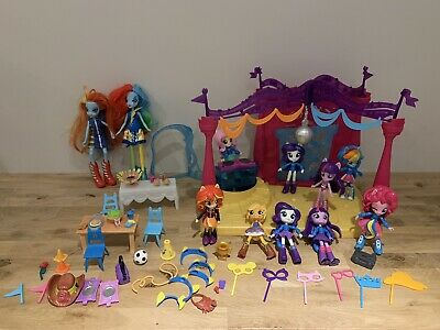 My Little Pony Equestria Girls Mini's Accessories Bundle
