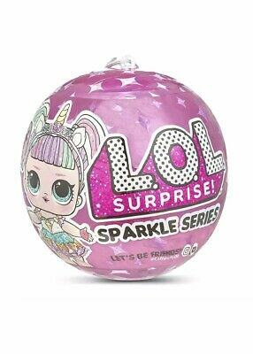 Official from MGA Entertainment - LOL L.O.L. Surprise Dolls Sparkle Series