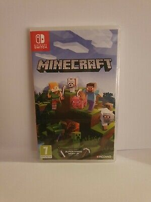Minecraft - Nintendo Switch. New and Sealed. Great as a Christmas Gift!!