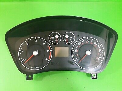Ford Fusion Speedometer Instrument Cluster Clocks Manual 1.4 Tdci 2002-2012
