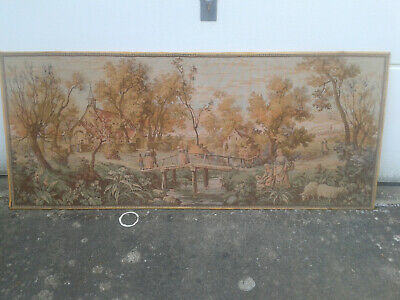 tapisserie ancienne ambiance deco