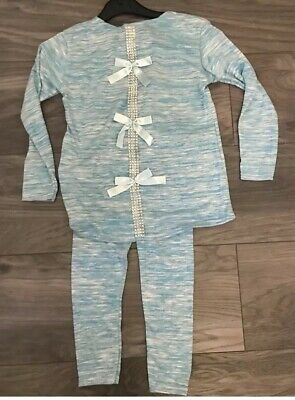 NEW GIRLS KIDS LS STAR TRACKSUITS HOODED SETS LOUNGE WEAR AGE 7-13 YRS JOGGING