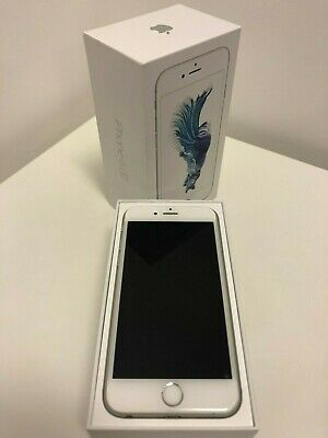 iPhone 6s - 64Gb - Silver/White